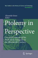 Pdf Ptolemy in Perspective Telecharger