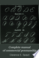 Complete Manual of Commercial Penmanship