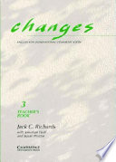 """Changes 3 Teacher's Book: English for International Communication"" by Jack C. Richards, Jonathan Hull, Susan Proctor"