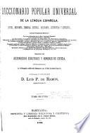 Diccionario popular universal de la lengua española