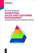 Marketing, Sales and Customer Management (MSC)