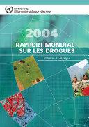 Pdf Rapport mondial sur les drogues 2004