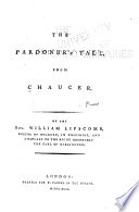 The Pardoner S Tale From Chaucer
