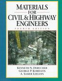 Materials for Civil and Highway Engineers