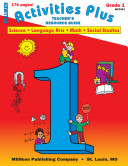 Activities Plus Grade 1 (eBook)