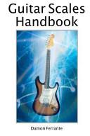 Guitar Scales Handbook
