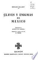 Claves y enigmas de México