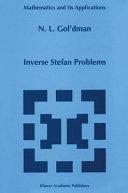Inverse Stefan Problems