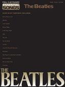 Essential Songs   The Beatles  Songbook
