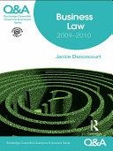 Q A Business Law 2009 2010