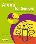Alexa for Seniors in easy steps