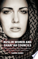 Muslim Women And Shari Ah Councils