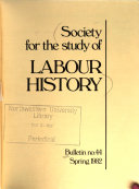 Labour History Review