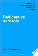 Radioactive Aerosols