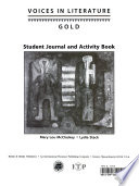 Voices in Literature Gold Student's Journal