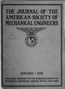 Journal of the American Society of Mechanical Engineers