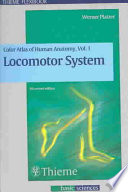 Color Atlas and Textbook of Human Anatomy: Locomotor system