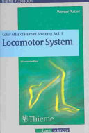 Color Atlas And Textbook Of Human Anatomy Locomotor System Book PDF