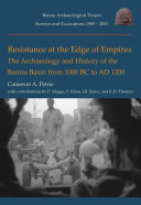Resistance at the Edge of Empires Book