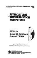 Intercultural Communication Competence