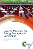 Layered Materials for Energy Storage and Conversion Book