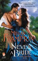 Never a Bride Pdf/ePub eBook