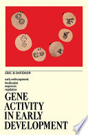 Gene Activity in Early Development