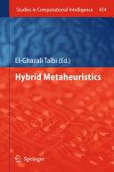 Hybrid Metaheuristics - Seite 94