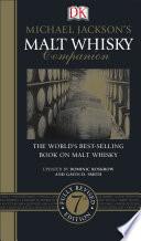 Malt Whisky Companion Book