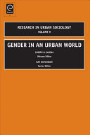 Research in Urban Sociology