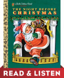The Night Before Christmas: Read & Listen Edition Book