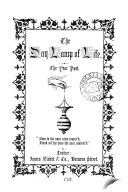 The day lamp of life, the year past