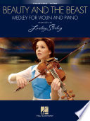 Beauty and the Beast  Medley for Violin   Piano Book PDF