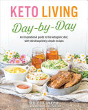 Keto Living Day by Day Book