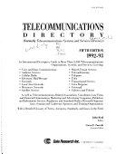 Telecommunications Directory