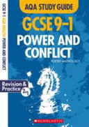 Power And Conflict Aqa Poetry Anthology