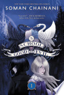 The School for Good and Evil image