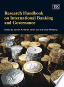 Research Handbook on International Banking and Governance Book