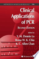 Clinical Applications Of Pcr Book PDF