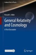 General Relativity and Cosmology [Pdf/ePub] eBook
