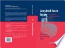 Acquired Brain Injury Book
