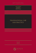 Transnational Law And Practice