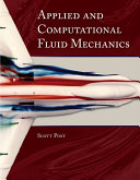 Applied and Computational Fluid Mechanics