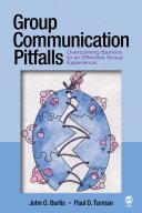 Group Communication Pitfalls