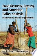 Food Security  Poverty and Nutrition Policy Analysis Book