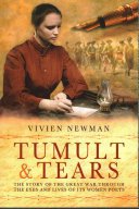Tumult and Tears: An Anthology of Women's First World War Poetry