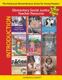 Holocaust Remembrance Series Teacher Resource Set