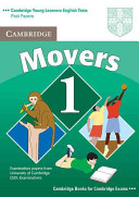 Cambridge Young Learners English Tests Movers 1 Student's Book