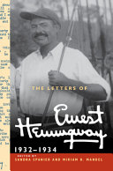 The Letters Of Ernest Hemingway Volume 5 1932 1934