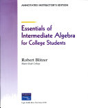 Introductory Algebra For College Students [Pdf/ePub] eBook